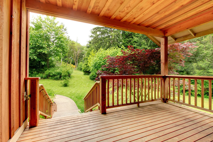 Is Your Deck Or Patio Vulnerable To A Subterranean Termite Infestation?